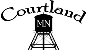 City of Courtland – MN Logo